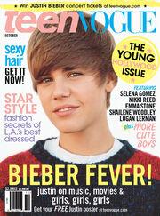 Teen Vogue October 2010