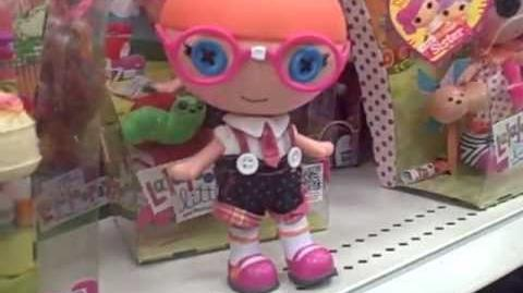 Lalaloopsy Littles Go To Store