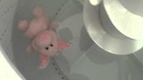 Booboo And The Washing Machine of Doom