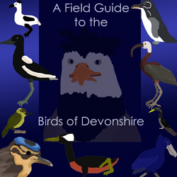 A Field Guide to the Birds of Devoshire cover