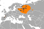 European Mink range
