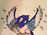 Violet Kingfisher