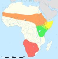 Struthio camelus dist-map