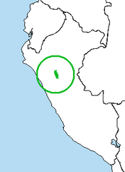 Yellow-browed Toucanet distribution