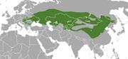 Steppe range