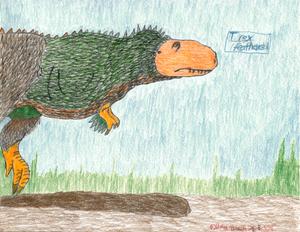 FeatheredT.rex