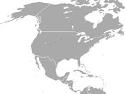 Black-footed Ferret range