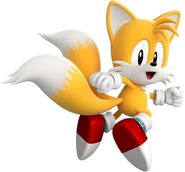 Classic Tails (Sonic Generations) 001