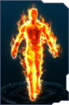 Human Torch modern