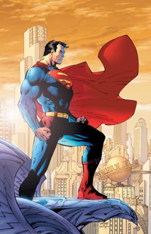 Kal-El (DC Universe) 001