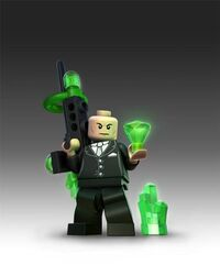 Lex Luthor LEGO Batman 2
