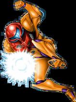 Samus Metroid Sticker