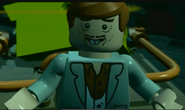 LEGO Peter Pettigrew