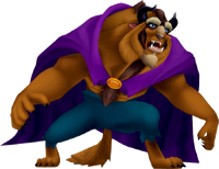 Beast (Kingdom Hearts games) 001