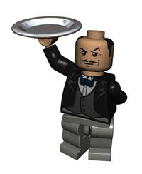 LEGO Alfred Video Game