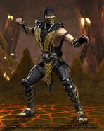 Scorpion Render DC