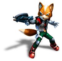Fox Assault Sticker