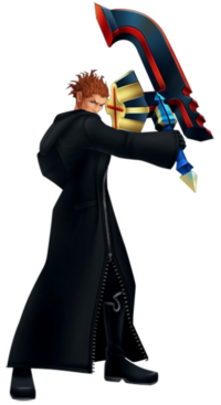 Lexaeus (Kingdom Hearts games) 001