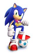 2012 London Sonic the Hedgehog