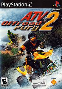 ATV Offroad Fury 2 Coverart