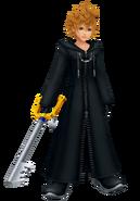 Roxas (Kingdom Hearts games) 001