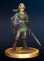 Link - Brawl Trophy