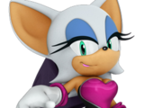 Rouge (Sonic games)