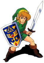 Link Link to the Past Sticker