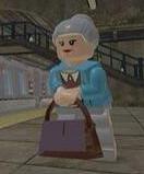 Lego marvel aunt may