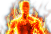 Human Torch (Marvel Heroes)