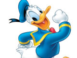 Donald Duck (Mickey Mouse cartoons)