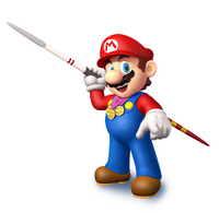 2012 London Mario