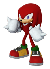 Knuckles (Sonic games) 034
