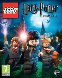 LEGO Harry Potter 1-4