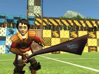 Harry Potter- Quidditch World Cup 01