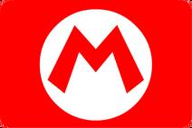MyS emblem Mario