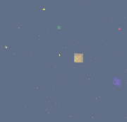Constellation Pickaxe