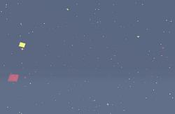 Constellation Blue Kite