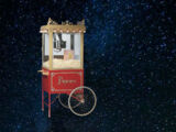 Intergalactic Popcorn Stand