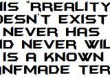 Rreality