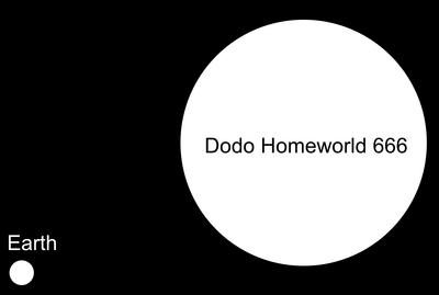 Earth&dodohomeworld666