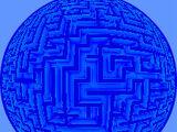 The Blue Maze