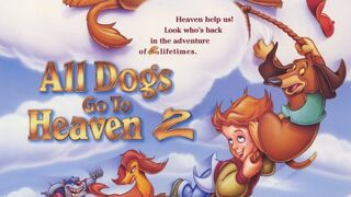 all dogs go to heaven 2 rotten tomatoes