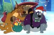 An all dogs christmas carol carface