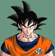 Goku regular original