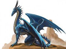 1327910440 blue dragon by benwootten