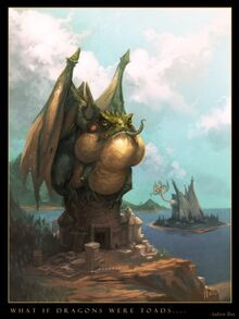 1299320455 what if dragons were toads by njoo