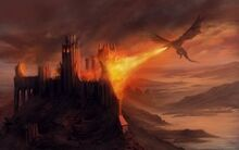 292px-Fall of harrenhal by reneaigner