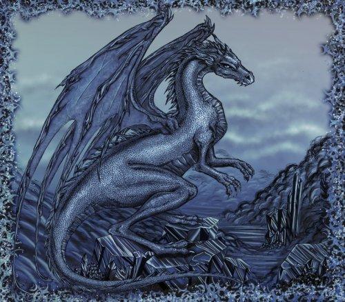 Церулеанский дракон: высокомерный сноб   Драконопедия вики ...