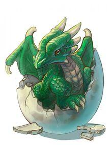 1285132193 awww baby dragon by nightblue art